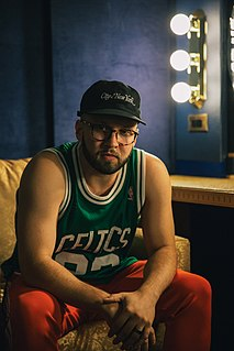 Andy Mineo American hip hop musician
