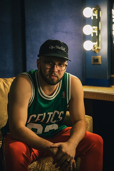 Picture of a band or musician: Andy Mineo