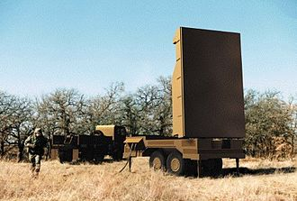 Target acquisition - AN-TPQ 47, the US Army's latest Target Acquisition and Artillery Locating Radar