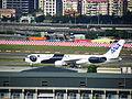 ANA JA606A at Songshan Airport 20121220b.jpg