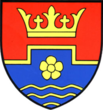 Coat of arms of Mannersdorf am Leithagebirge