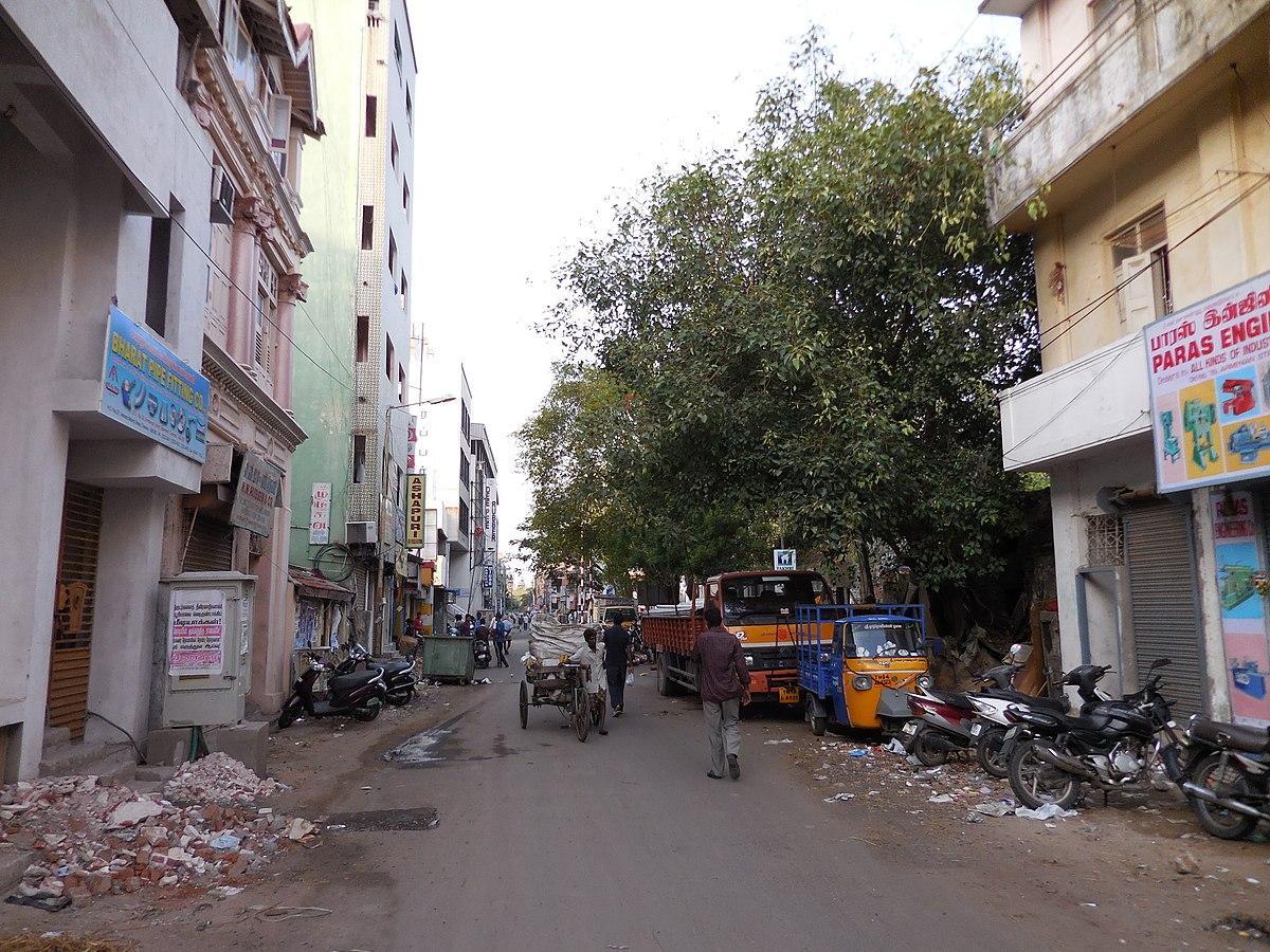 Armenian Street, Chennai - Wikipedia