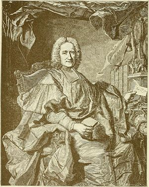 Jean-Antoine Dubois - From a portrait painting by Hyacinthe Rigaud