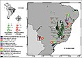 A map of Brazil main rock groups karst areas and formations with obligatory cave-dwelling species.jpg