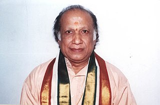 Trichur V. Ramachandran Indian singer