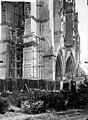 Abbaye de Saint-Jean-des-Vignes (ancienne) - Eglise, angle nord-ouest - Soissons - Médiathèque de l'architecture et du patrimoine - APMH00027356.jpg