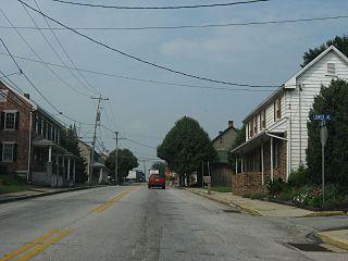 Abbottstown, Pennsylvania Borough in Pennsylvania, United States