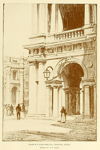 Julian Abele - Image: Abele T Square Club Catalogue 1915 p.15