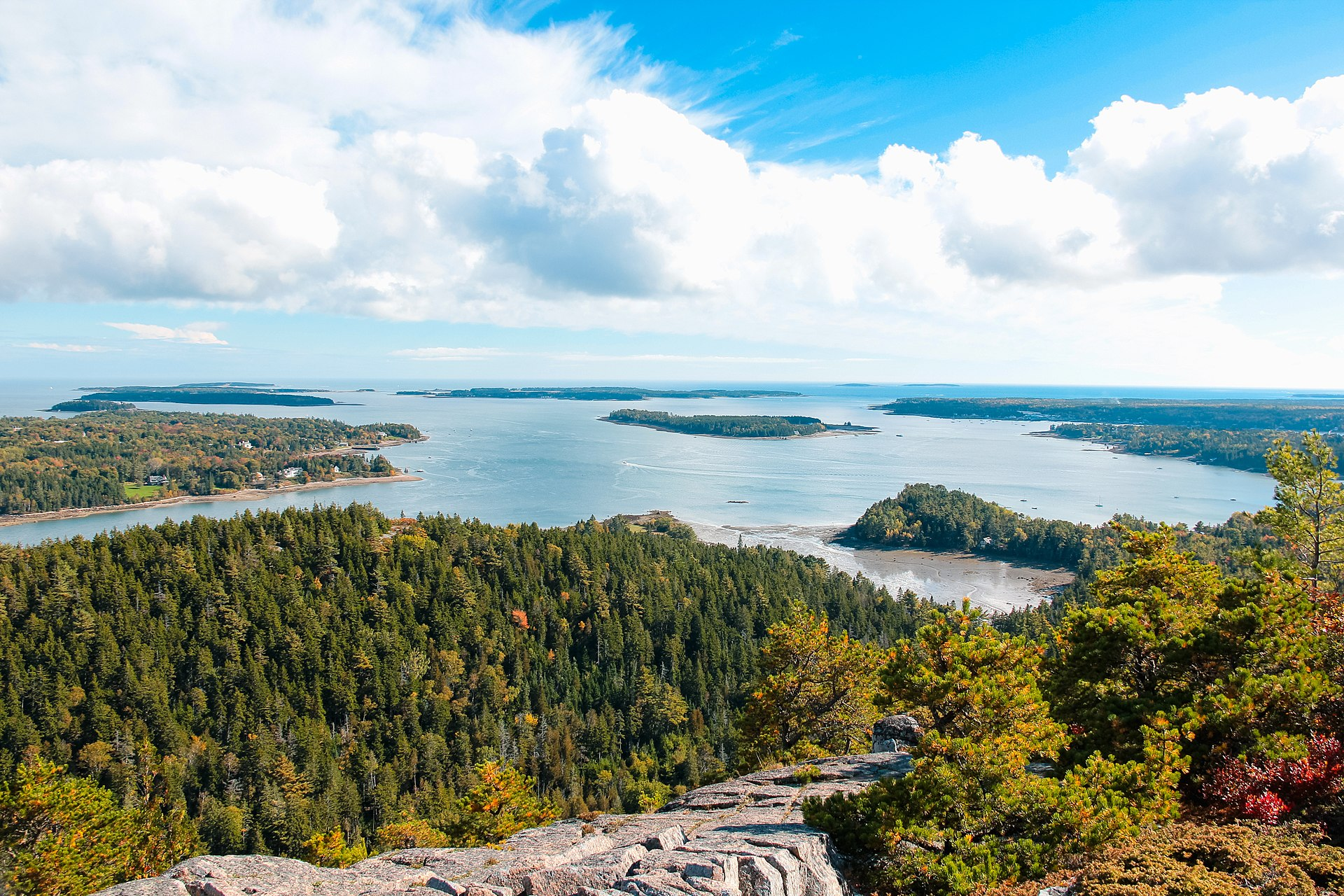 Acadia National Park Resorts Family Rooms For  People