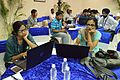 Accessing Offline Wikipedia In Rural Area - Talk Session - Wiki Conference India - CGC - Mohali 2016-08-05 7012.JPG