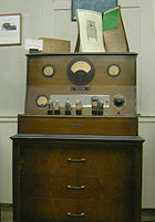 Tube tester manufactured in 1930
