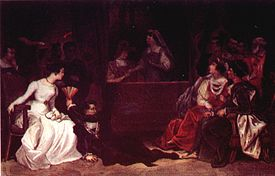 Act III of Shakespeare's Hamlet, Claudius and the theater