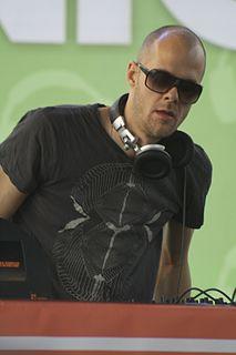 Adam Beyer Swedish DJ