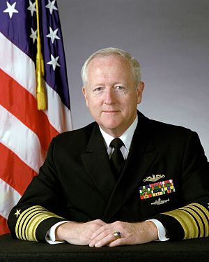 Bruce DeMars - Admiral Bruce DeMars