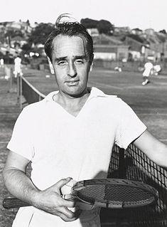 Adrian Quist Australian tennis player