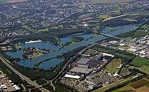 Aerial view of Fühlinger See.jpg