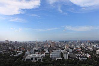North Jakarta - North Jakarta skyline