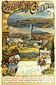 Affiche CFO Orient-Express Constantinople Paris 63h.jpg