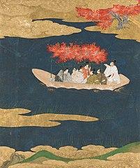 Agemachi (Trefoil Knots), Tale of Genji: Chapter 47