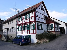 Aichelberger Weg in Weinstadt