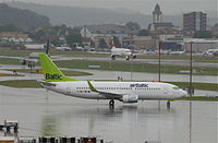 YL-BBY - B733 - Air Baltic