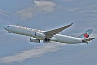 C-GFUR - A333 - Air Canada