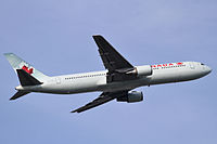 C-FTCA - B763 - Air Canada
