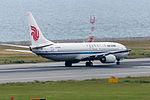 Air China, B737-800, B-5508 (18425791986).jpg