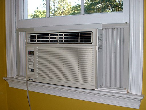 Air Condition Unit Interior View USA