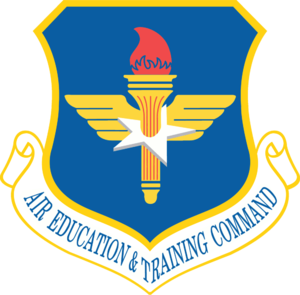Laughlin Air Force Base - Image: Air Education and Training Command