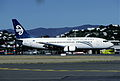 Air New Zealand Boeing 737-300; ZK-NGJ, March 2001 (5120688194).jpg