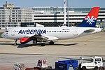 Air Serbia, YU-APC, Airbus A319-131 (20354030925) (2).jpg
