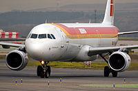 EC-JQZ - A321 - Iberia