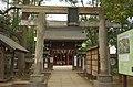 Akasaka Hikawa Shrine - 赤坂氷川神社 - panoramio (4).jpg