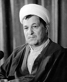 Presidency of Akbar Hashemi Rafsanjani