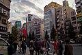 Akihabara north-west blocks including T-ZONE, Yamagiwa Soft kan, etc, viewed from Tsukumo eX. (2002-11-02 14.15.53 by akisuteno).jpg