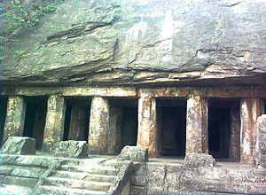 Akkana Madanna Caves - Akkana Madanna caves