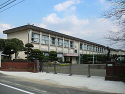 Akune junior high school.JPG