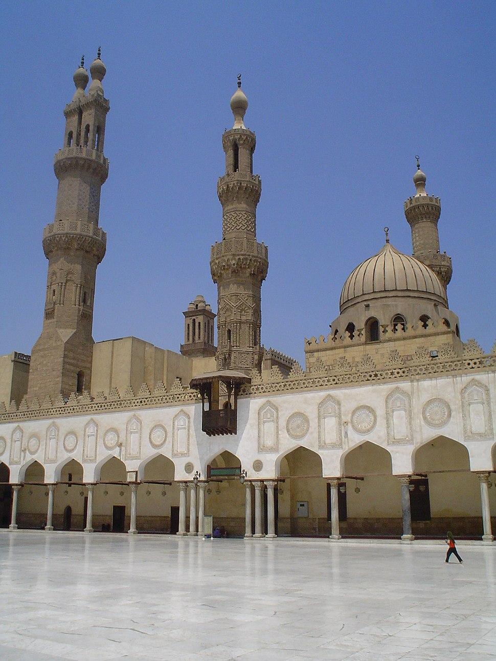 Al-Azhar (inside) 2006