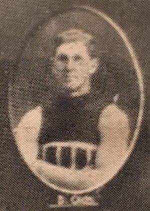 Bert Olds - Image: Albert Olds 1921