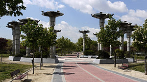Alcorcón - Parque de las Comunidades