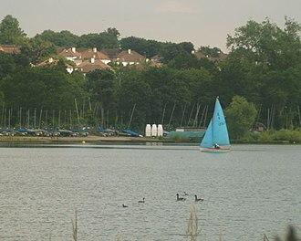 Aldenham - Aldenham Country Park  between Aldenham and Elstree