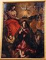 Alessandro allori, incoronazione della vergine, 1606.JPG