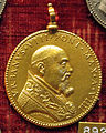 Alessandro astesano, medaglia di urbano VIII, 1632, oro.JPG