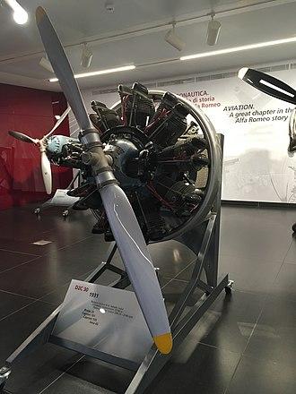 Alfa Romeo D2 - D2C supercharged derivative