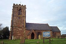 All Saints Church, Handley.jpg