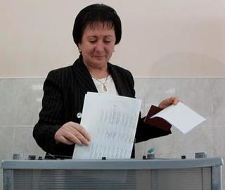 2011 South Ossetian presidential election