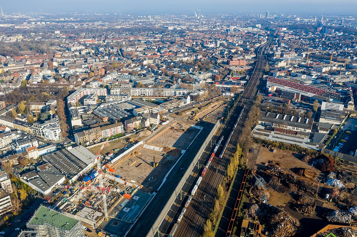 Güterbahnhof Ehrenfeld