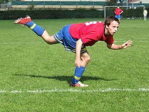 Amateur footballer