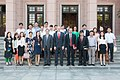 Ambassador Osius meeting leaders and staff of Ho Chi Minh National Academy of Politics.jpg